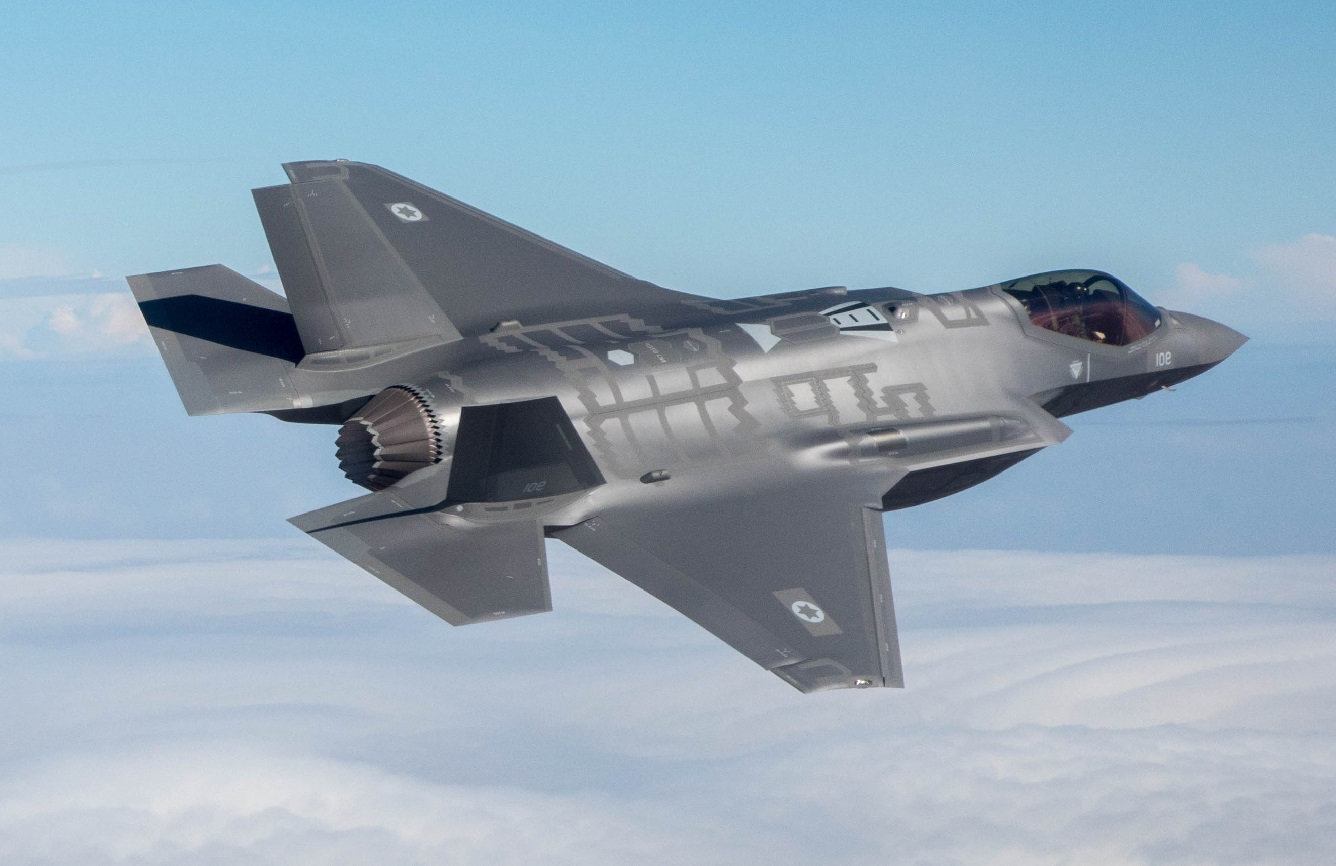 Trump Just Gave Israel the Ability to Attack Iran's Nuclear Sites with F-35s