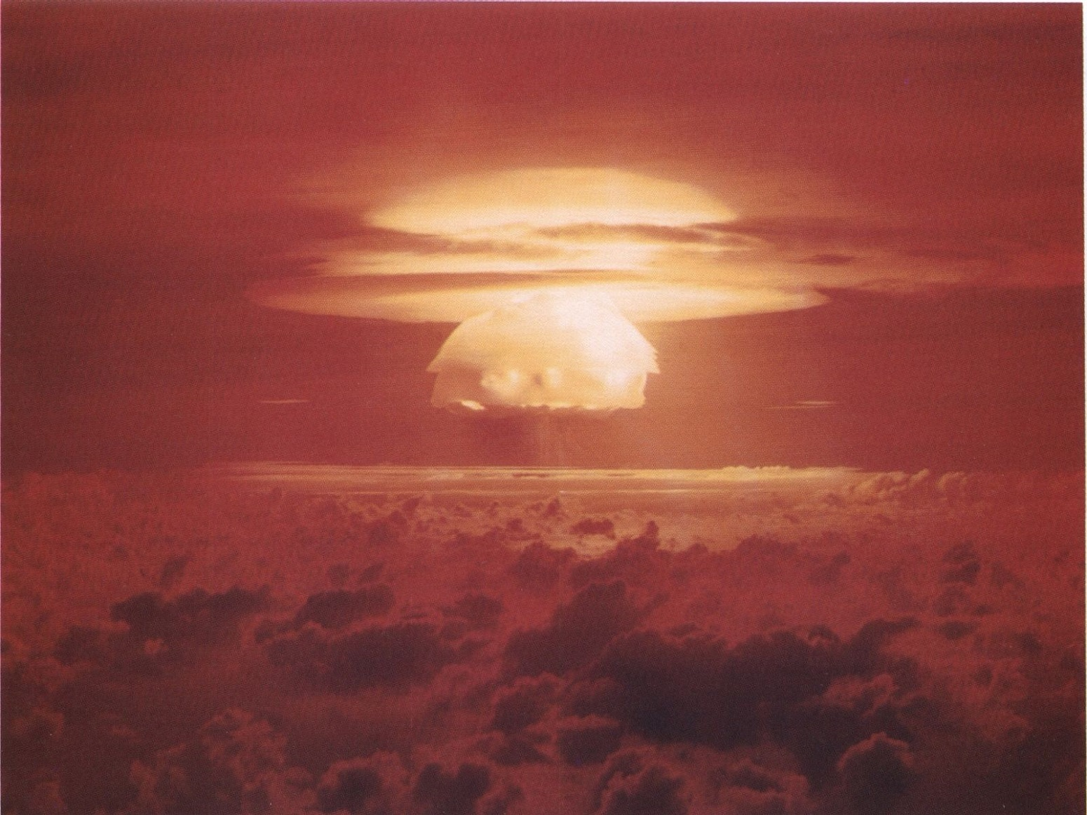 There Is No Such Thing As a 'Small' Nuclear War (But Trump Wants Mini