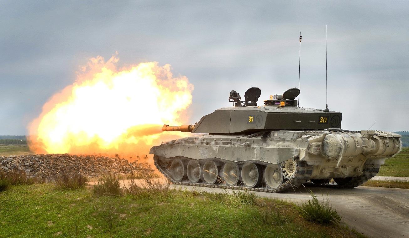 The British Army's New Urban-Warfare Tank is Pure Fantasy