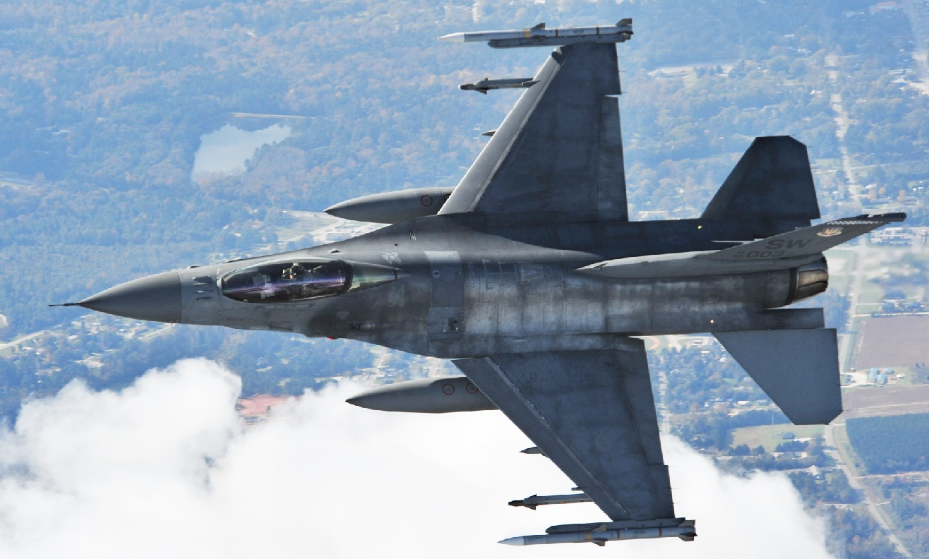 Taiwan's F-16V Fighter Jet Purchase: Why It Matters   The National Interest