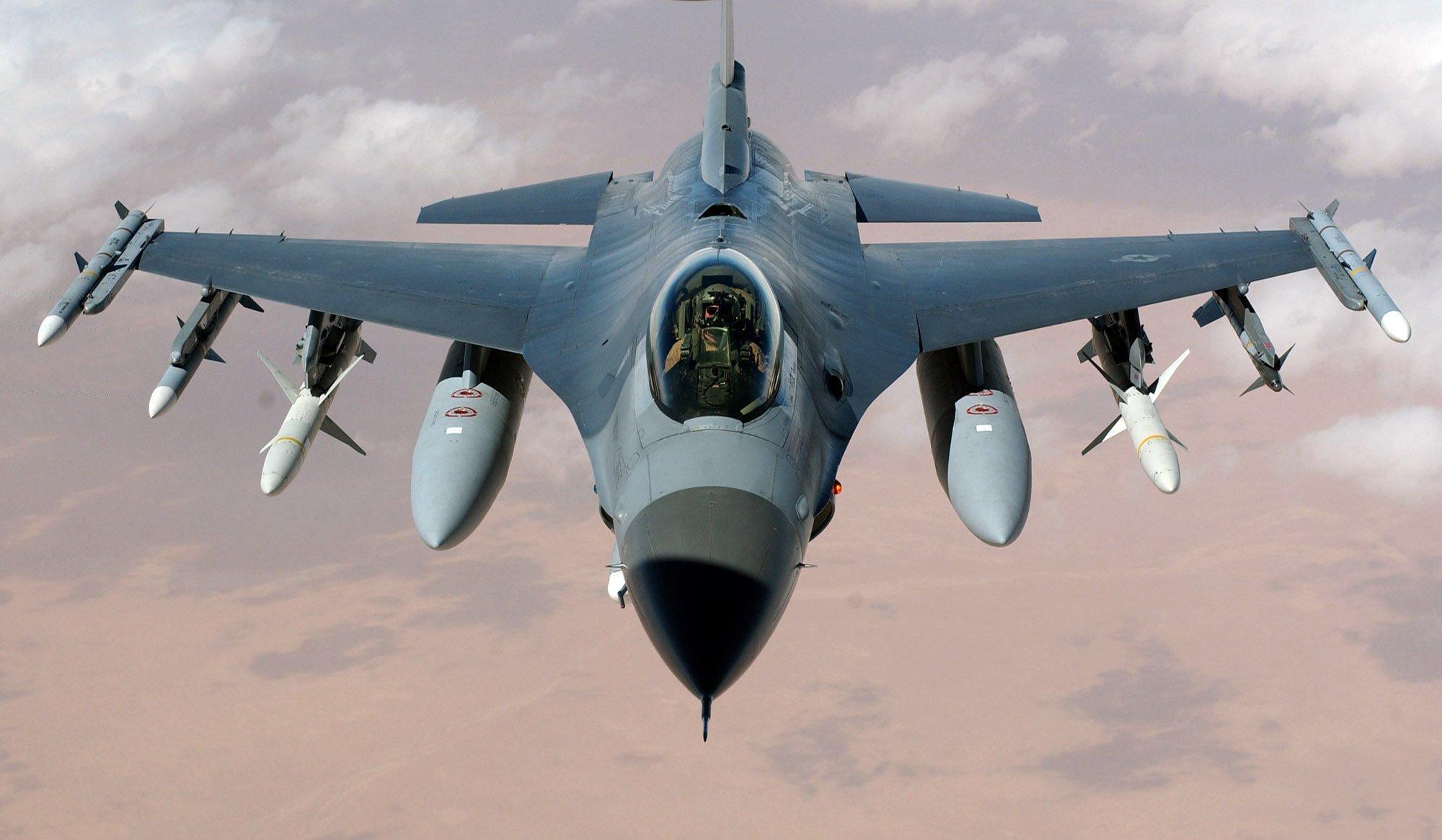 ՀՀ ՊՆ-ն հերքում է թուրքական F-16-ների՝ Հայաստանի սահմանին մոտենալու տեղեկությունը