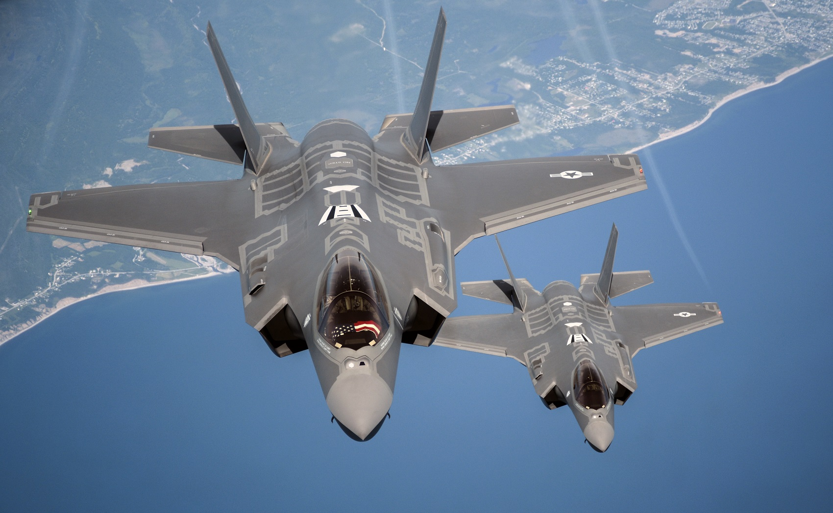 China's Worst F-35 and Aircraft Carrier Nightmare Is About to Come True