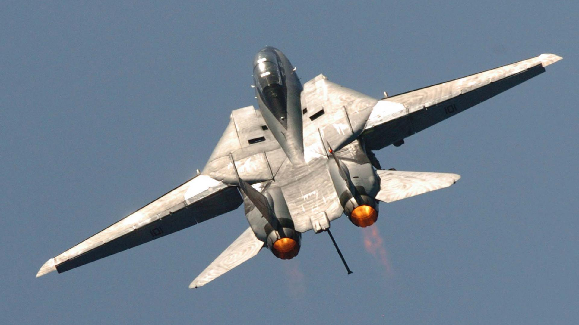 Could Iran's Air Force Take on America in a War?