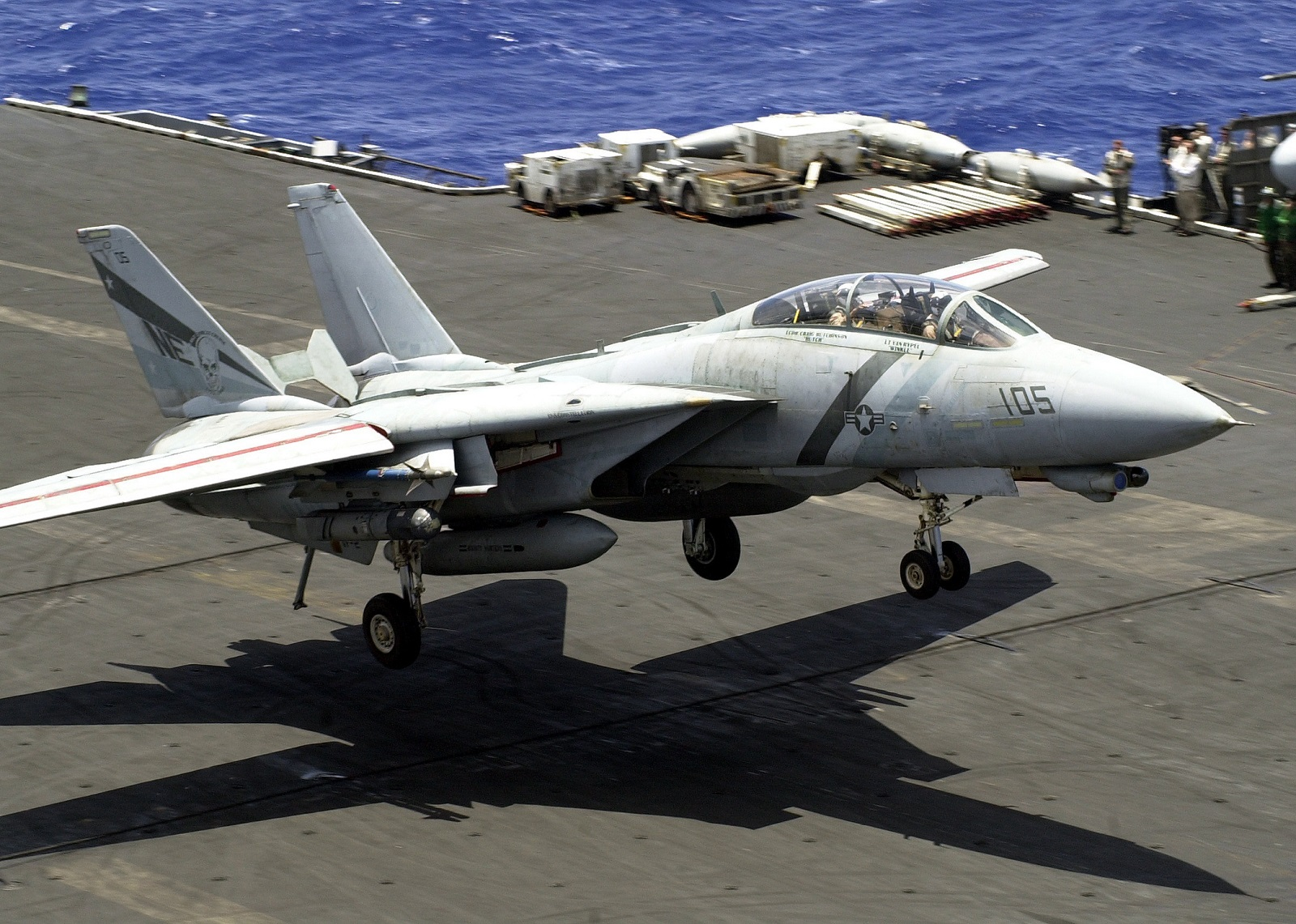Forget the F-14 Tomcats: China's Navy Just Released Their Very Own Version of Top Gun (Sort Of)