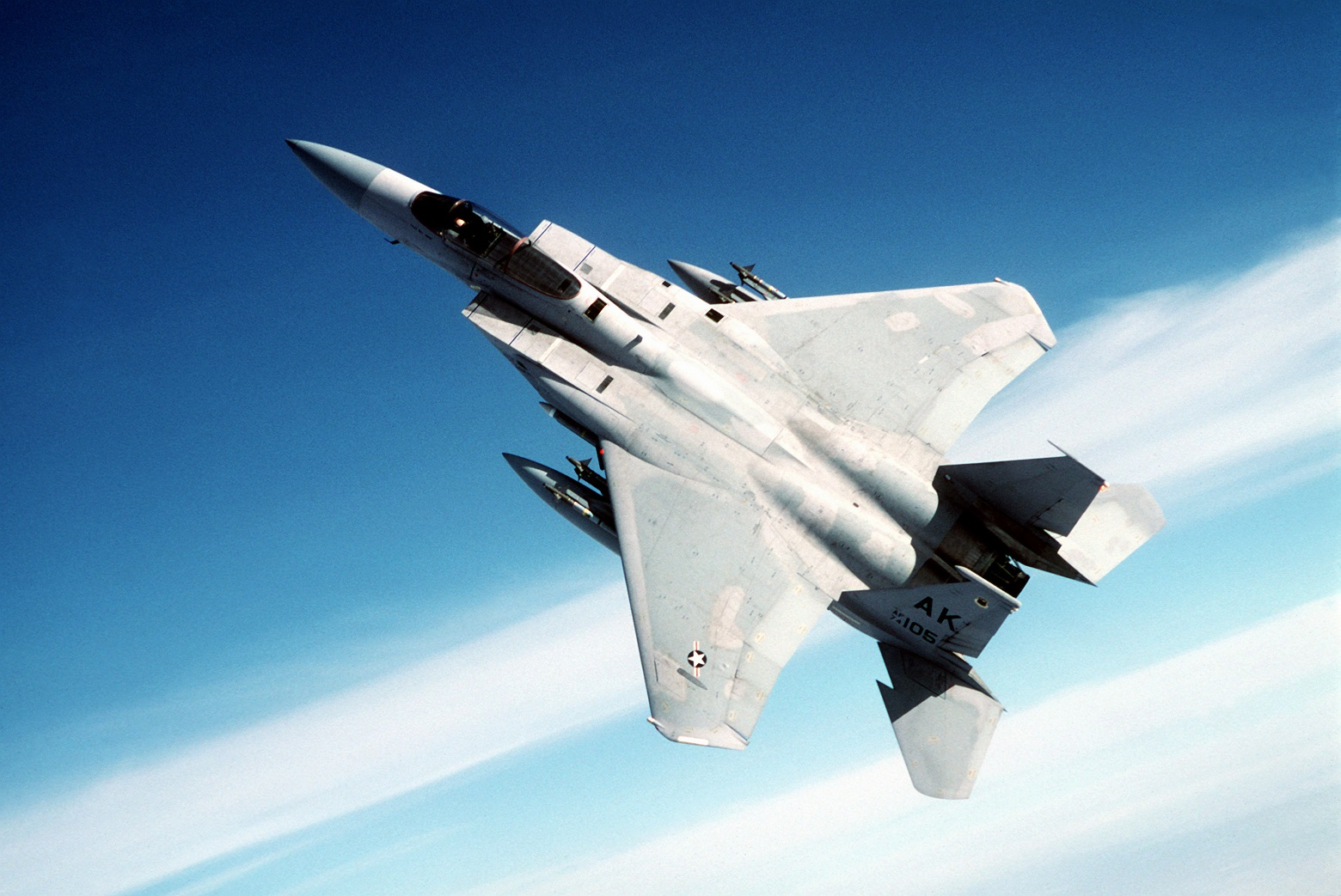 How to Kill an F-15 Eagle in Battle: Hackers?