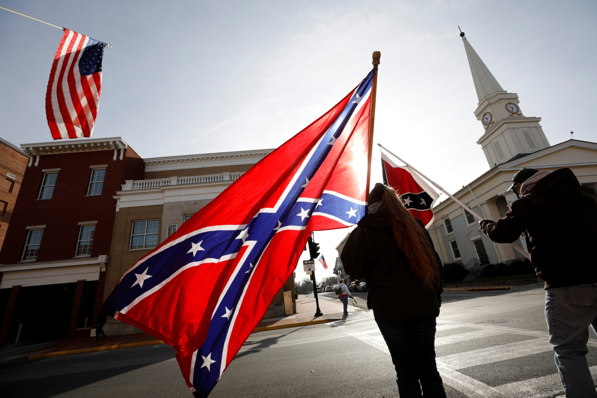 The Confederate Flag Is Pure Racism (Not Southern Heritage)