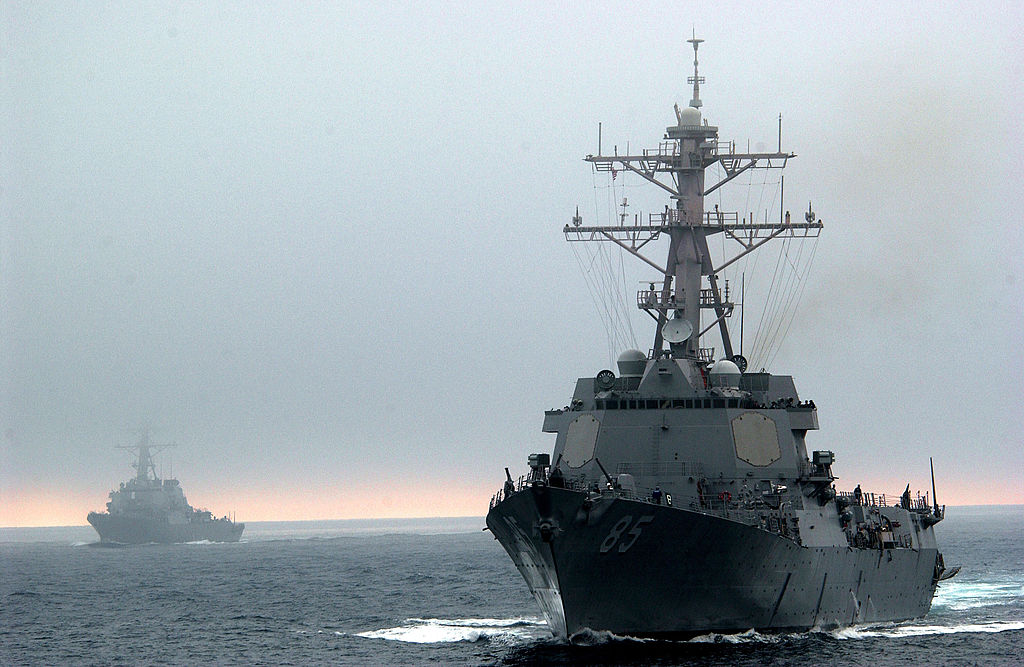 America's Latest South China Sea FONOP Did More Harm Than Good