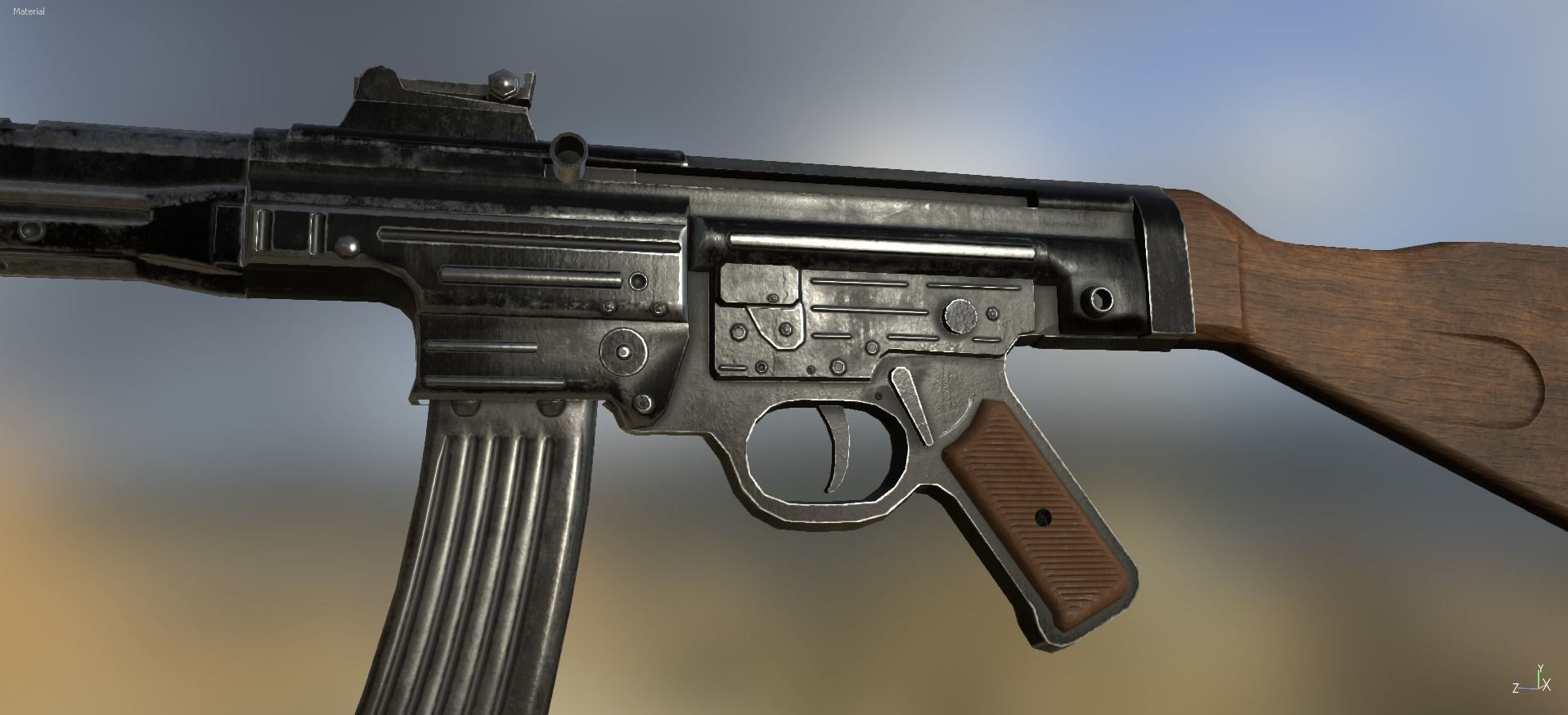 Nazi Germany's Sturmgewehr-44: The Assault Rifle That Started