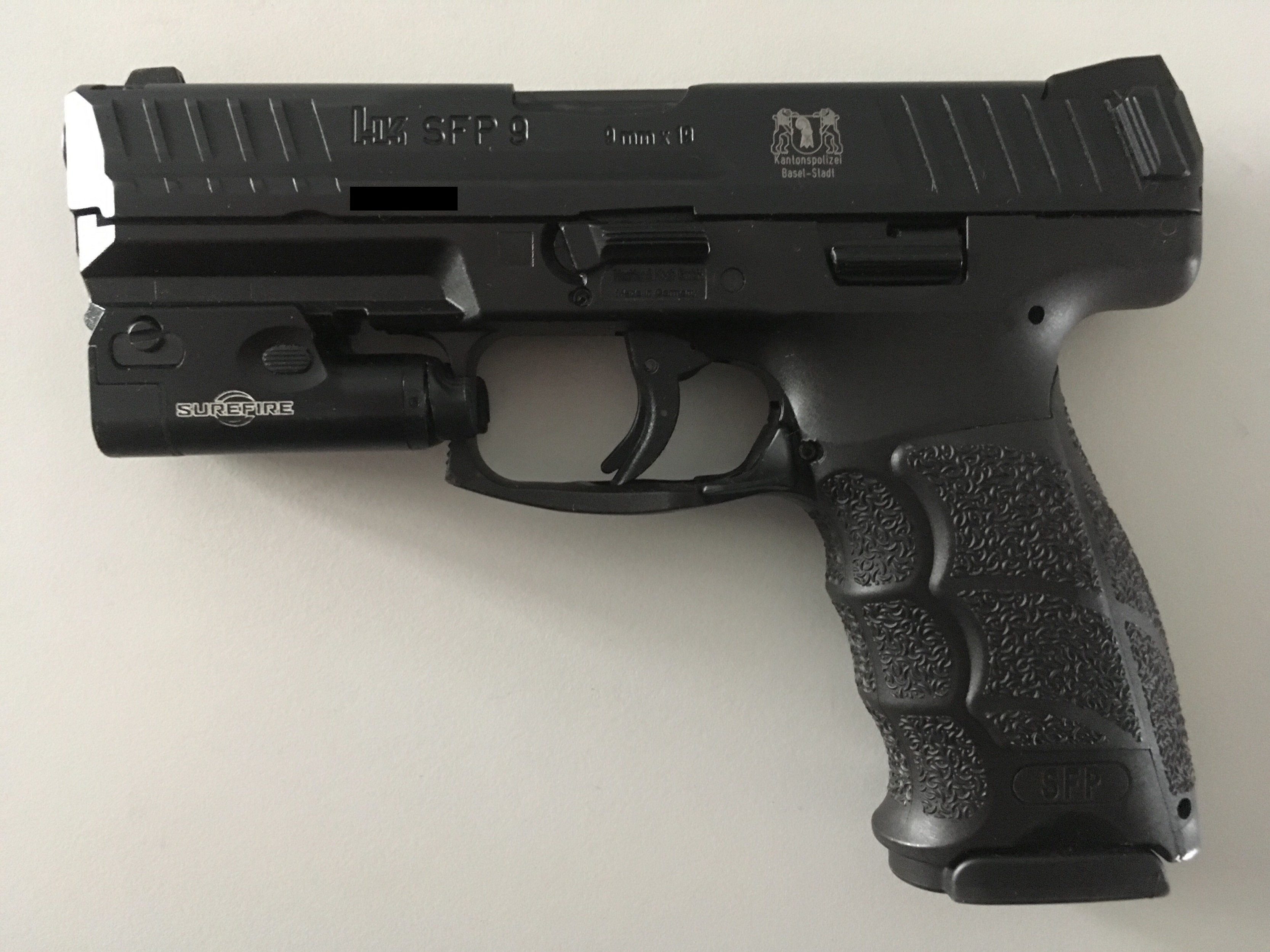 Why the Best Gun on Planet Earth Might Be Heckler & Koch's VP9