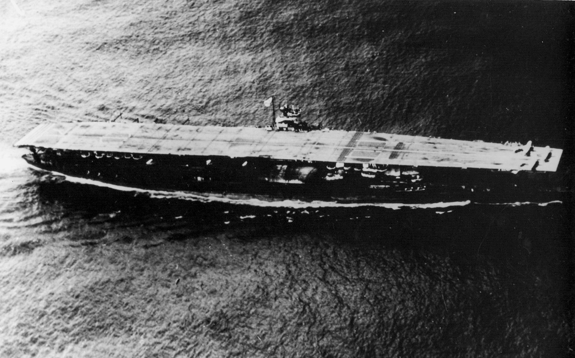 How the U.S. Navy Sank Imperial Japan's Last Monster-Sized Aircraft