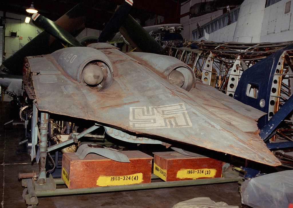 Did Nazi Germany Actually Try to Make a Stealth Fighter?