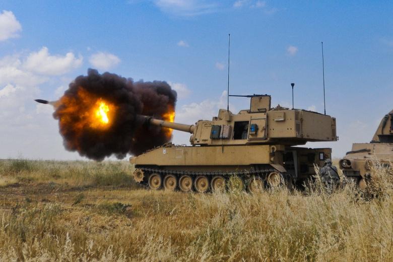 The U.S. Army Is Firing 100 Mile Range, 5,000 Mile Per Hour 'Big' Guns