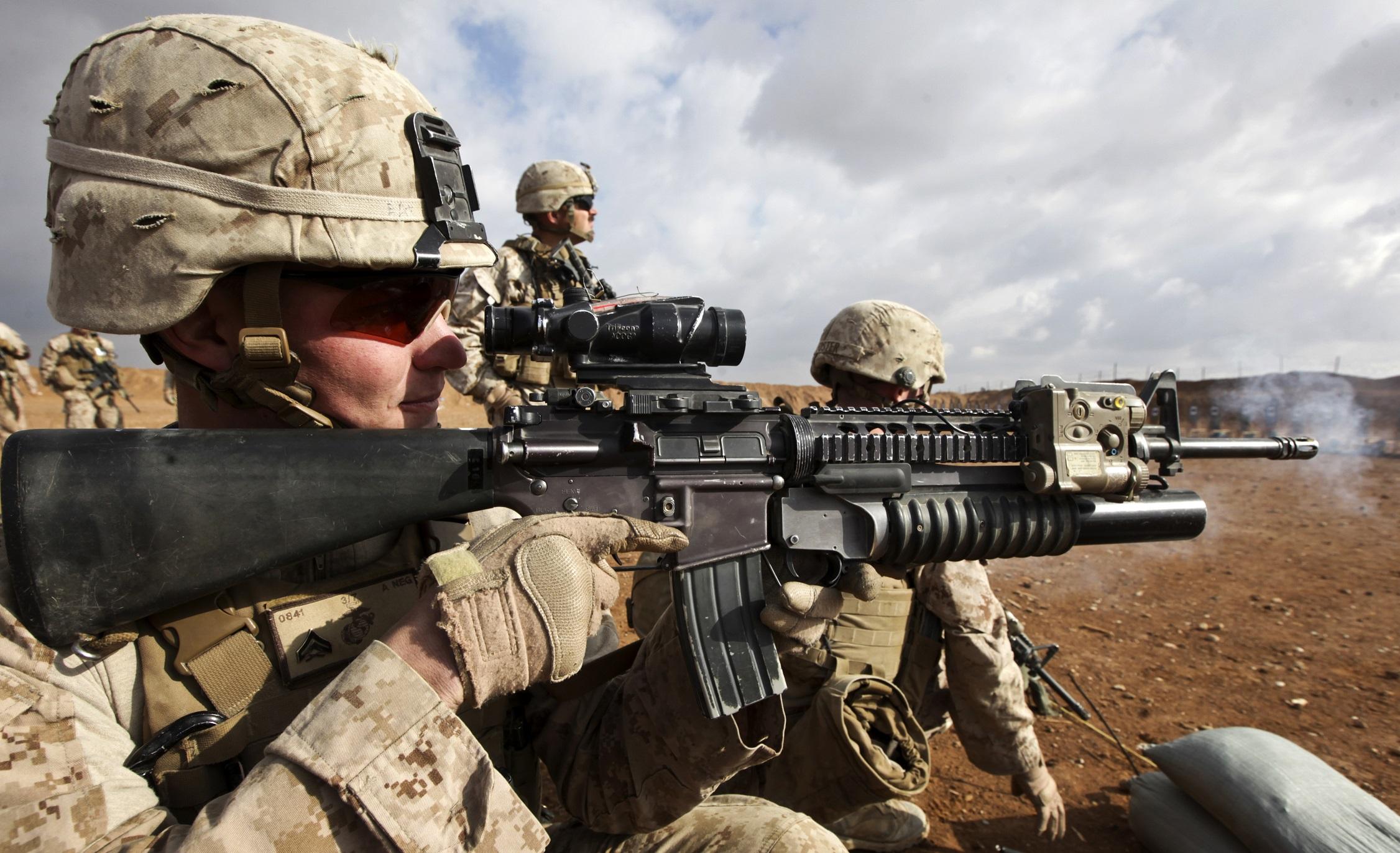 5 Best Handguns, Shotguns and Military Rifles on Planet