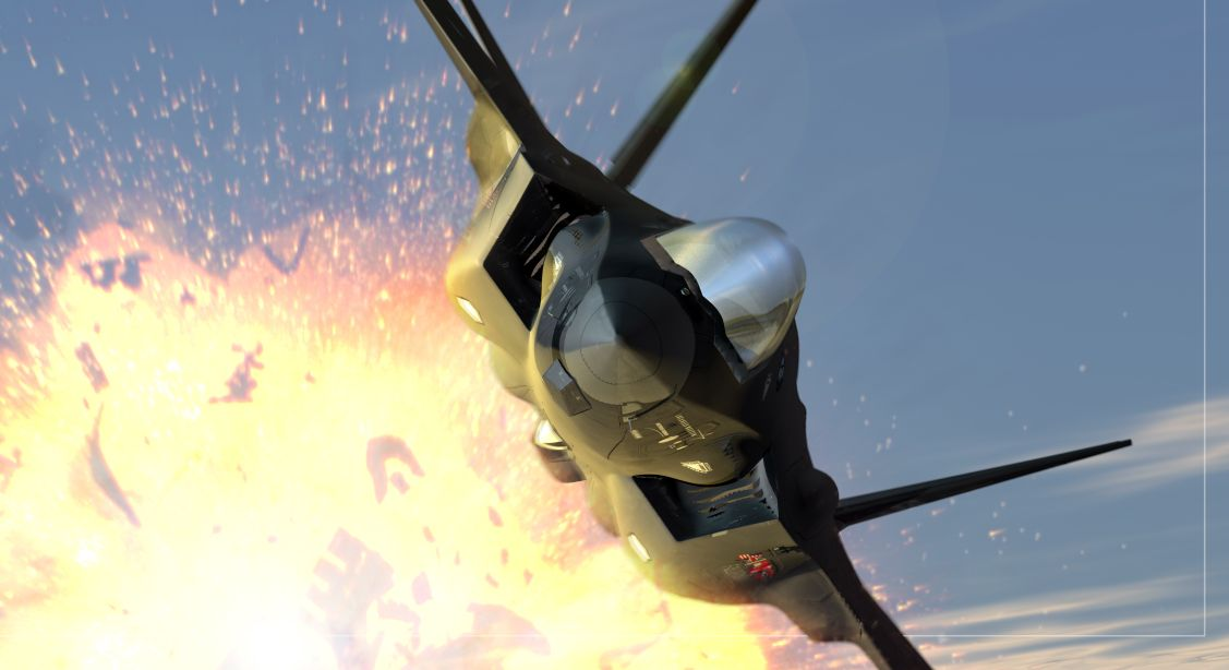 No F-22 or F-35 Dogfights? How AI Could Kill All of Our 'Top Gun' Fantasies