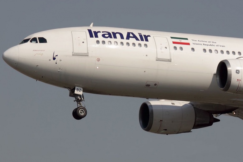 Here's How Iranian Airlines Are Violating Sanctions