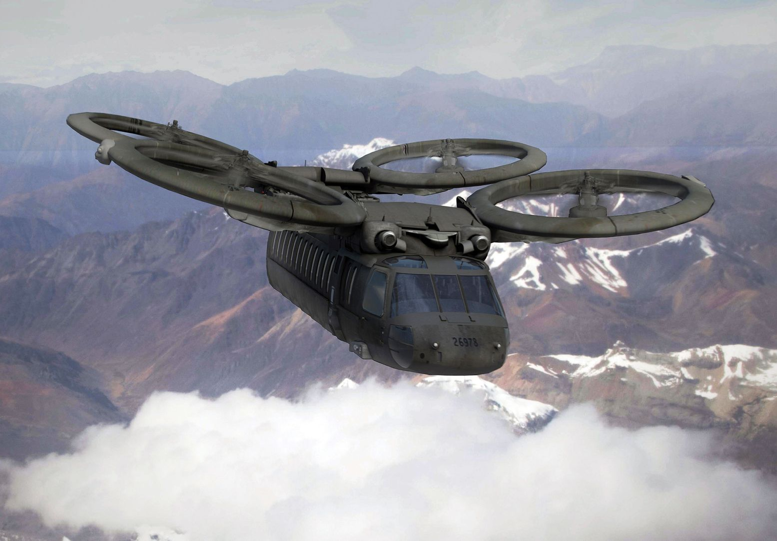 U.S. Army's Search for a New Scout Helicopter was Definitely Inspired