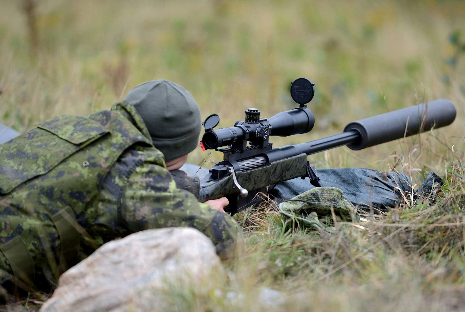 Tac-50: A.50 Caliber Record-Breaking Rifle Navy SEALs and Snipers Love