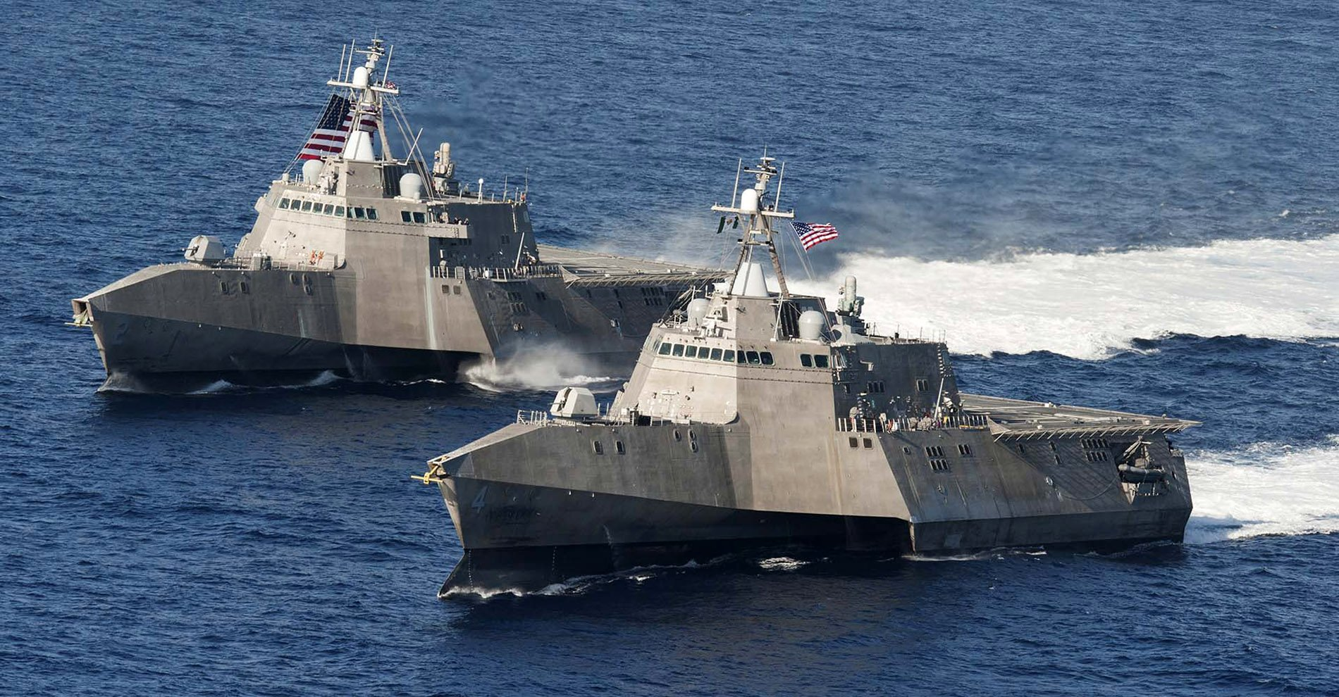 Here Is Why the U.S. Navy's Littoral Combat Ships Punch ...