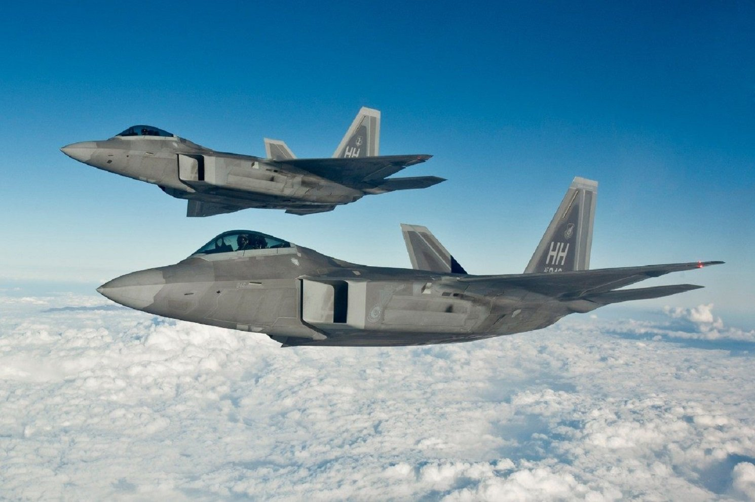 Japan Could 'Merge' An F-22 and F-35 To Create a Super Stealth Jet