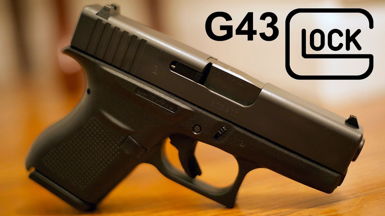 Meet the Glock 43: We Review What Could be the Ultimate Concealed-Carry Gun