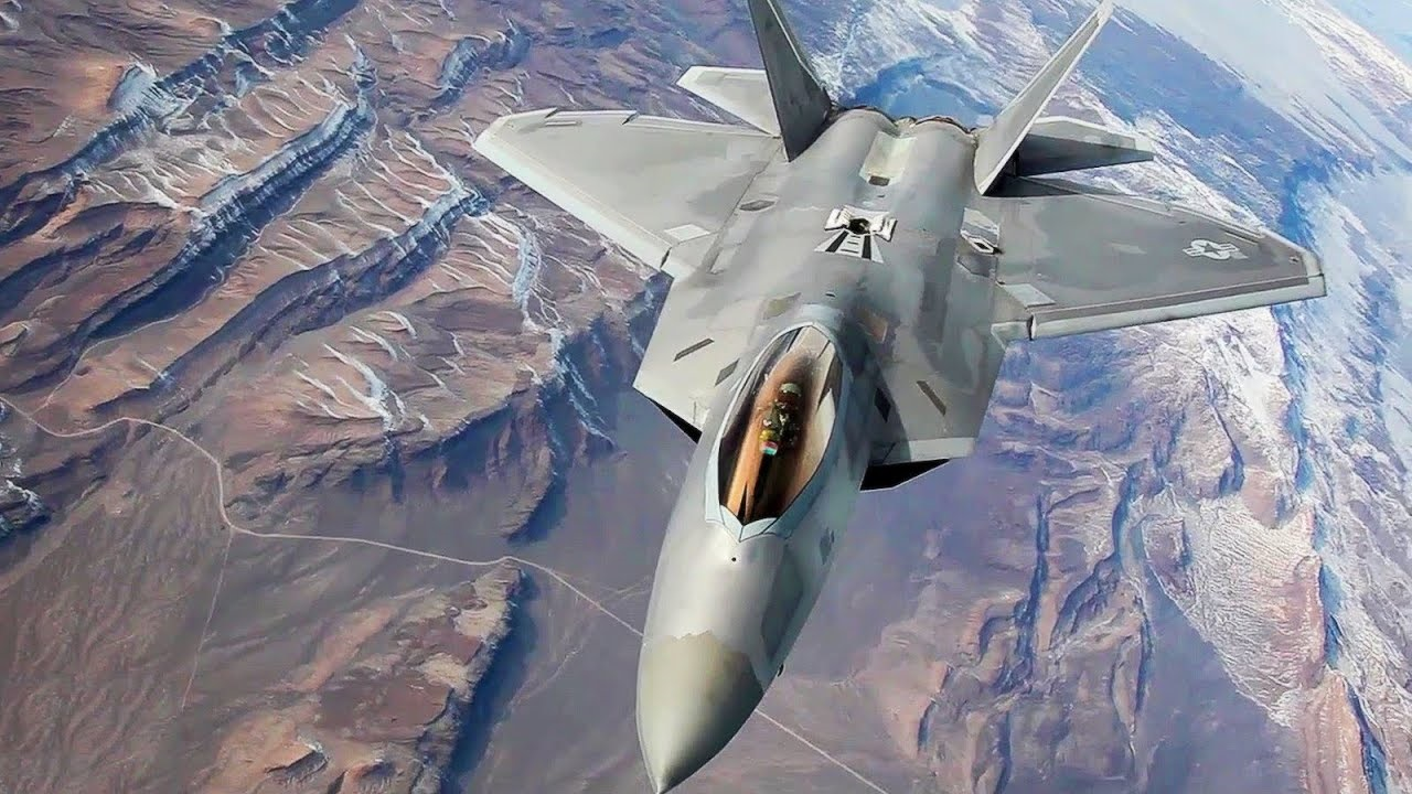 Death by Stealth: How the F-22 Is Getting Ready for Battle in the Sky