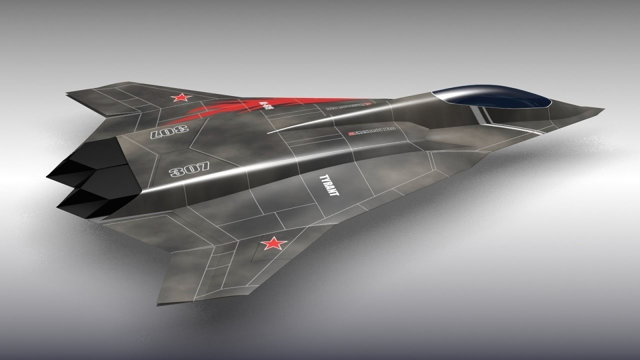 Dead F-35s?: Russia Wants to Build a Dangerous 6th Generation Stealth