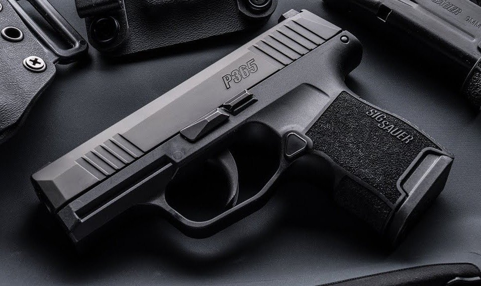 How Does Sig Sauer's P365 Pistol Stand Up To Other Semi-Automatic