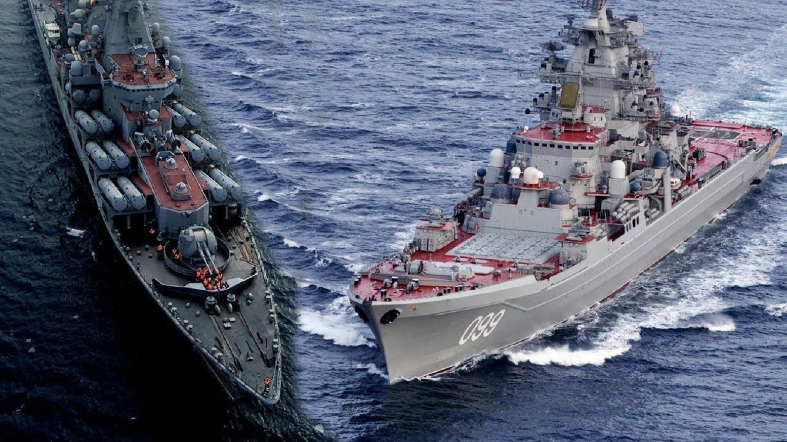 Upgraded Nuclear Cruiser to Rejoin Russian Navy in 2018 ...  |Russian Navy Cruisers