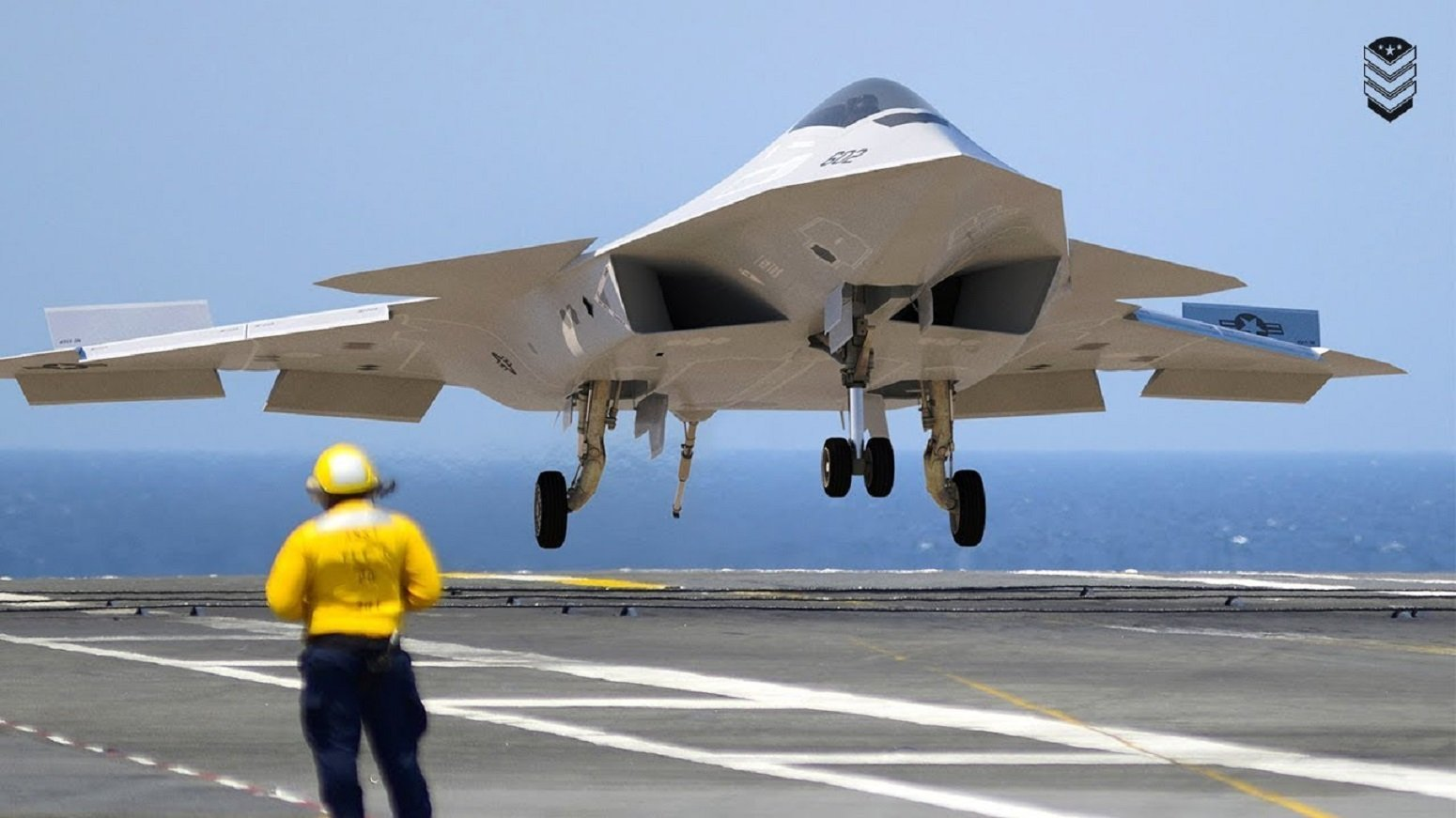 The Navy's 6th Generation Fighter Could Put the F-35 in a Museum