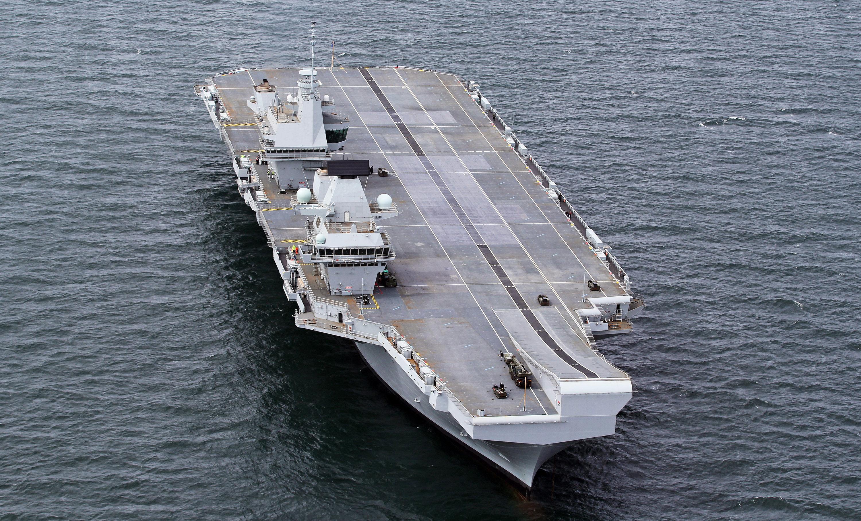 The Next South China Sea Crisis: China vs. Britain and France?