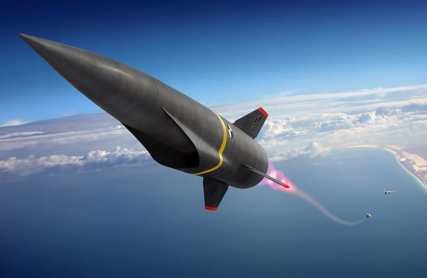 Now France Wants Hypersonic Missiles by 2021