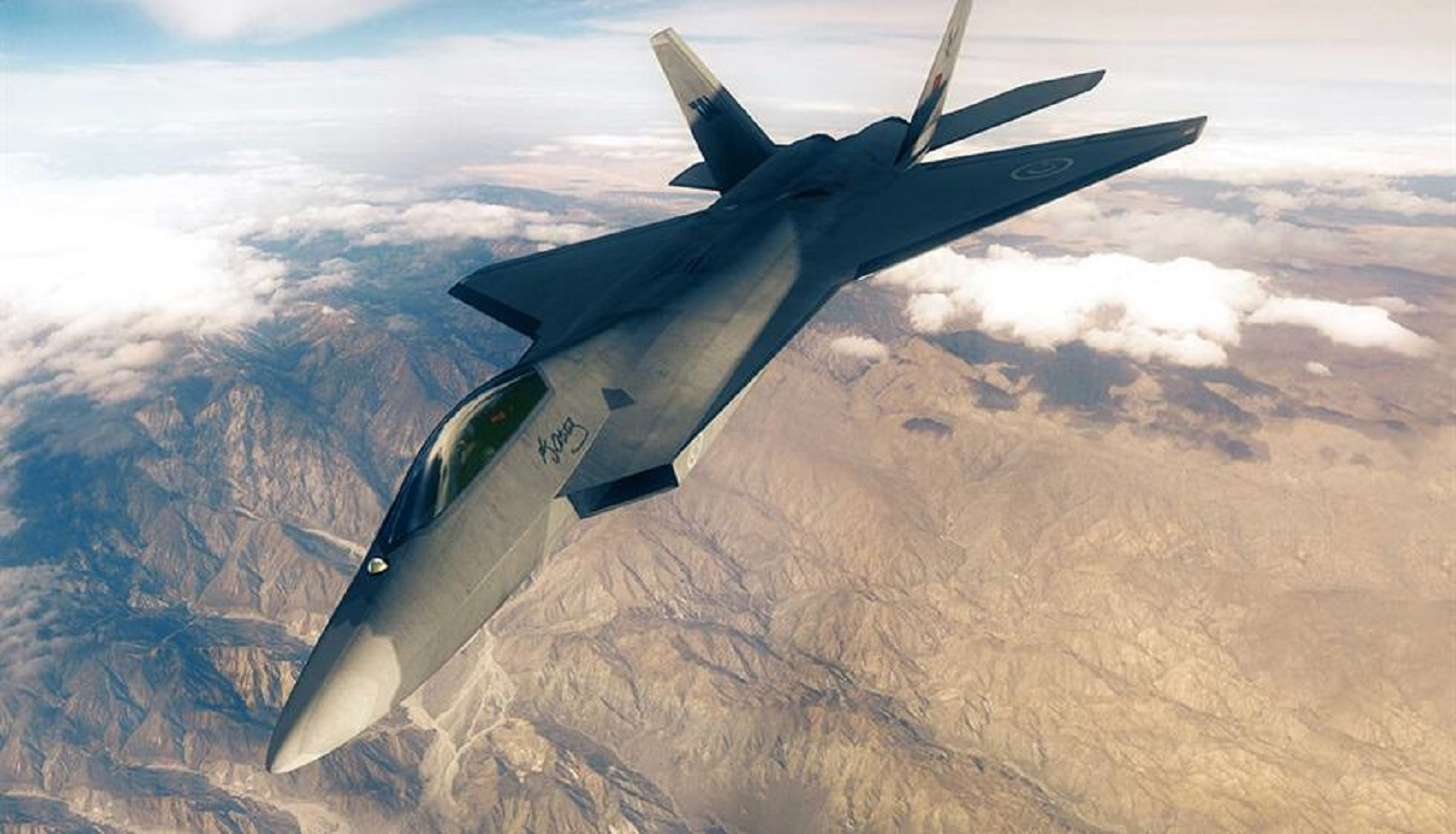 Turkey Wants to Build Its Own Version of the F-22 Stealth Fighter