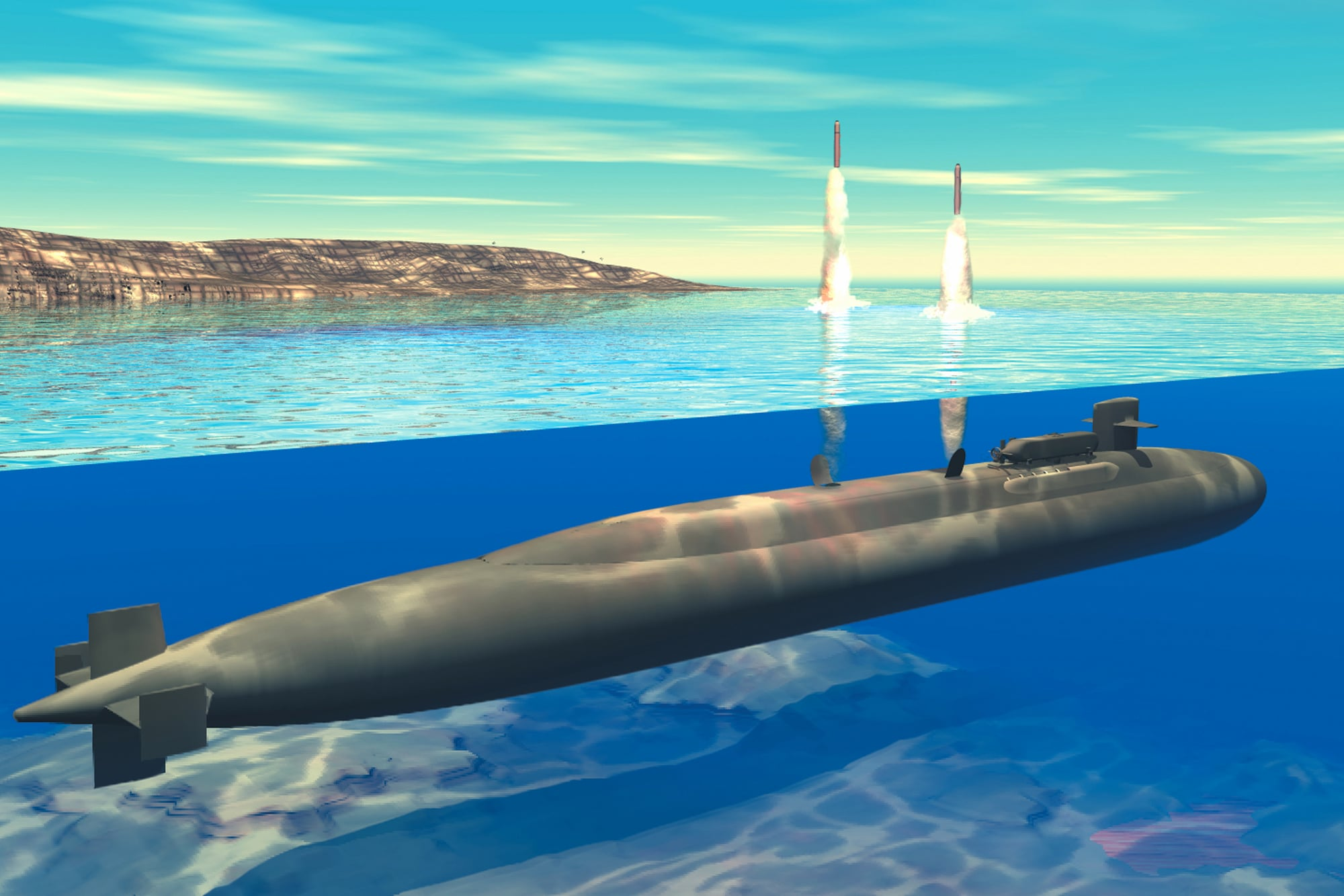 Why America's Enemies Should Fear the U.S. Navy Ohio-class Submarines?