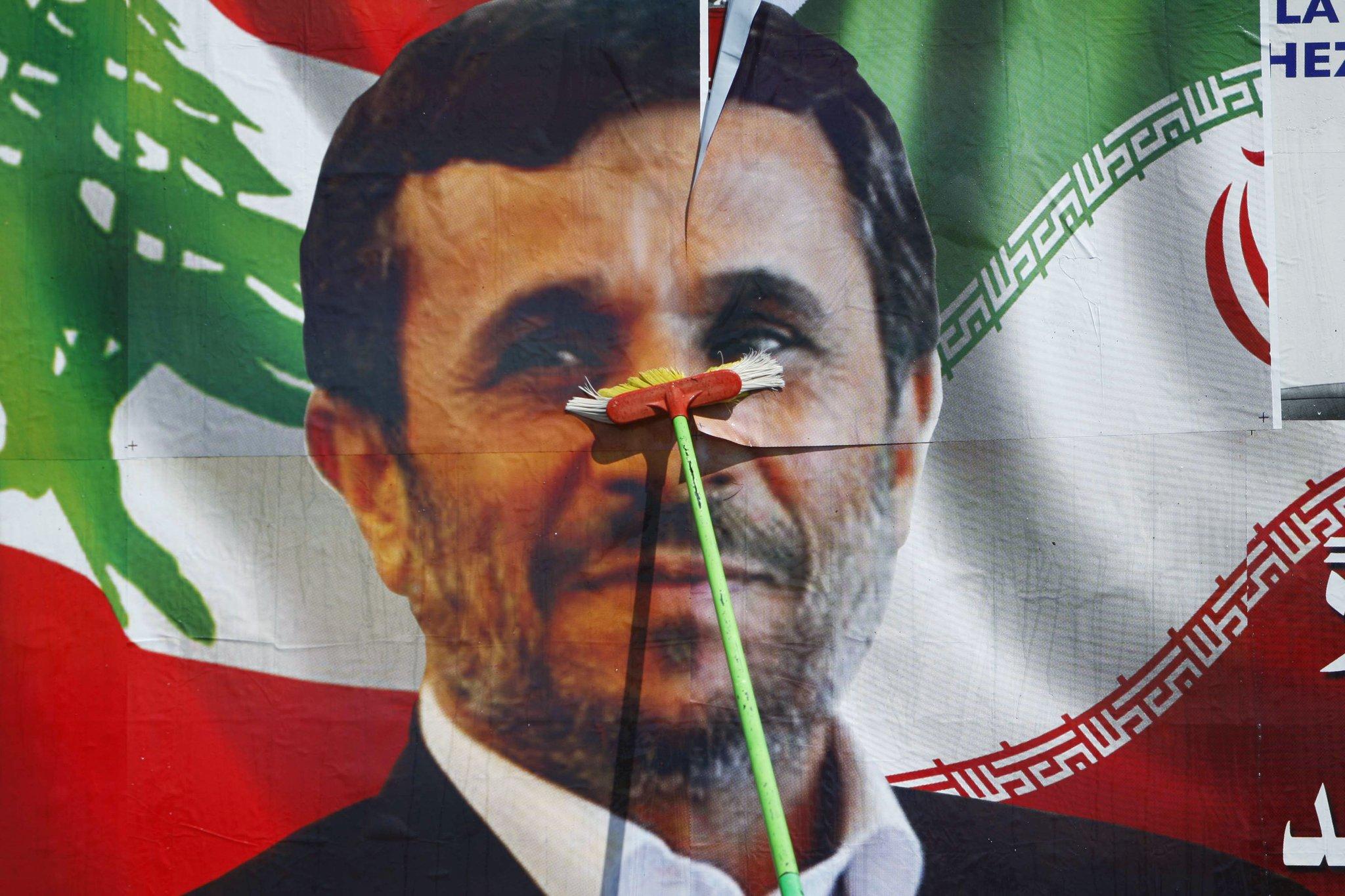 Why Mahmoud Ahmadinejad Is Irrelevant in Iran
