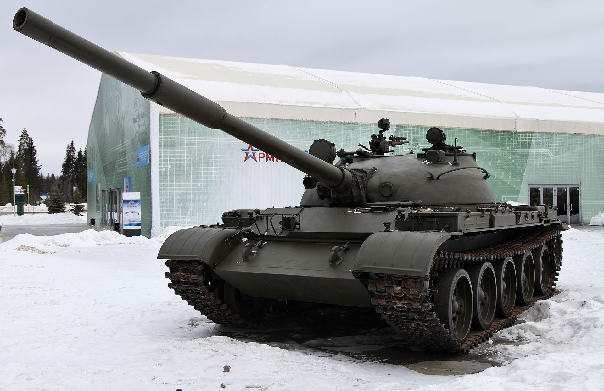 North Korea S Land Forces Pack A Big Punch 4 300 Tanks
