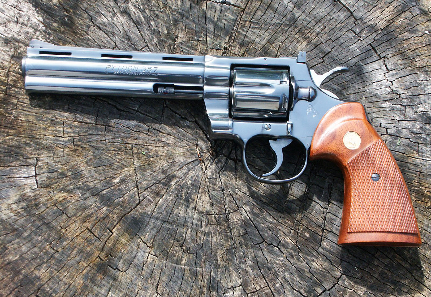 Could The Colt Python Be The Best Revolver On The Planet