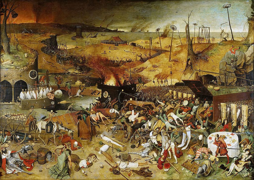 The Black Death: How Rats, Fleas and Germs Almost Wiped Out Europe