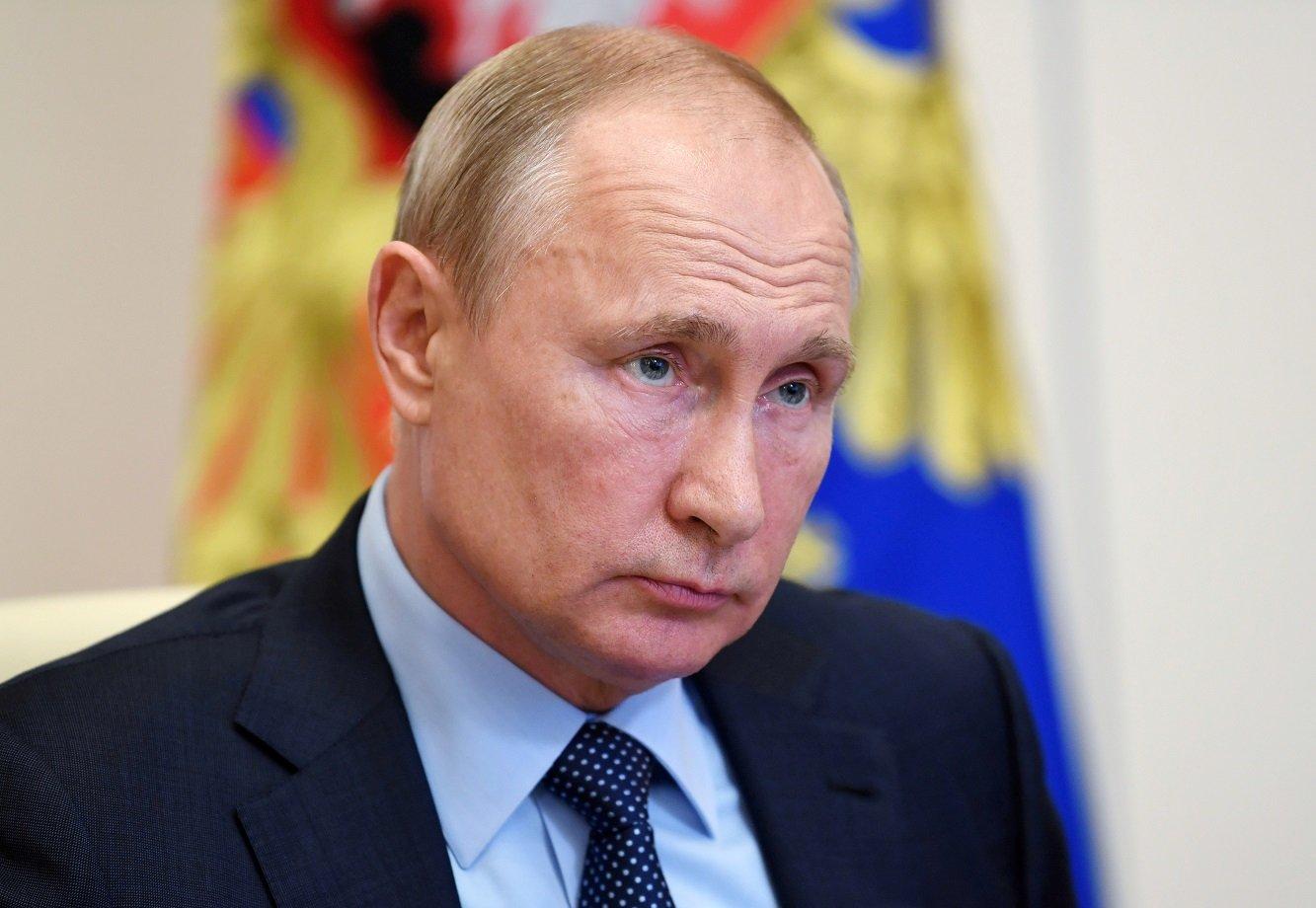 Путинская версия начала войны