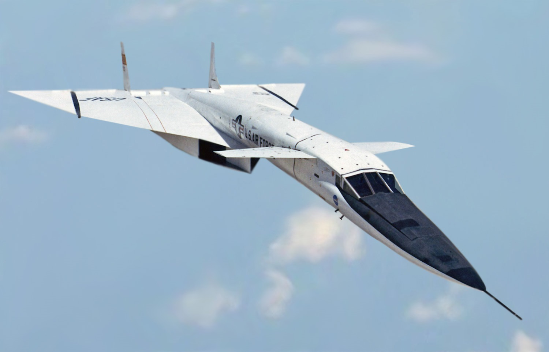 Mach 3 Flugzeug