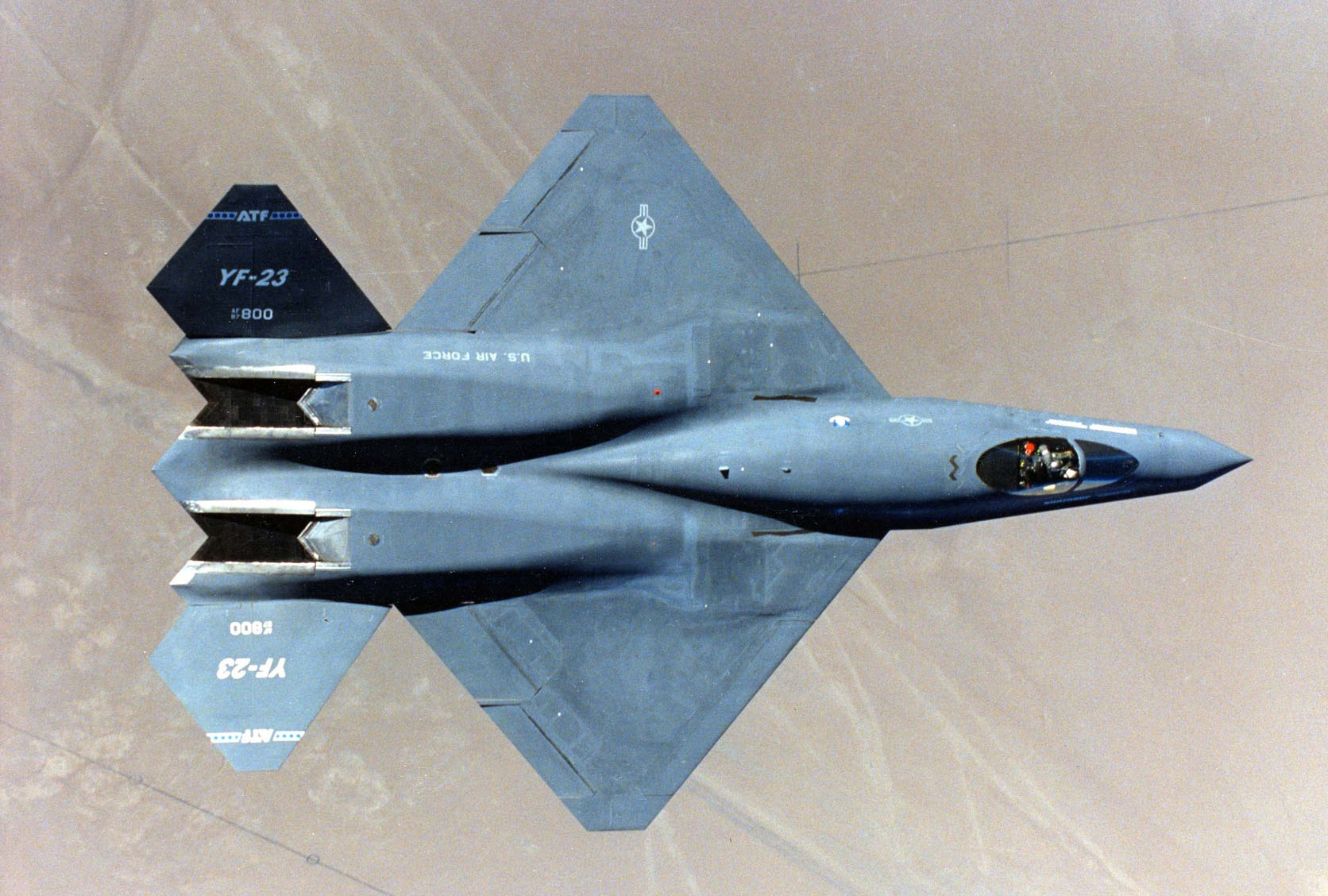 See This Stealth Fighter? It Almost Turned the F-22 Into Just Another