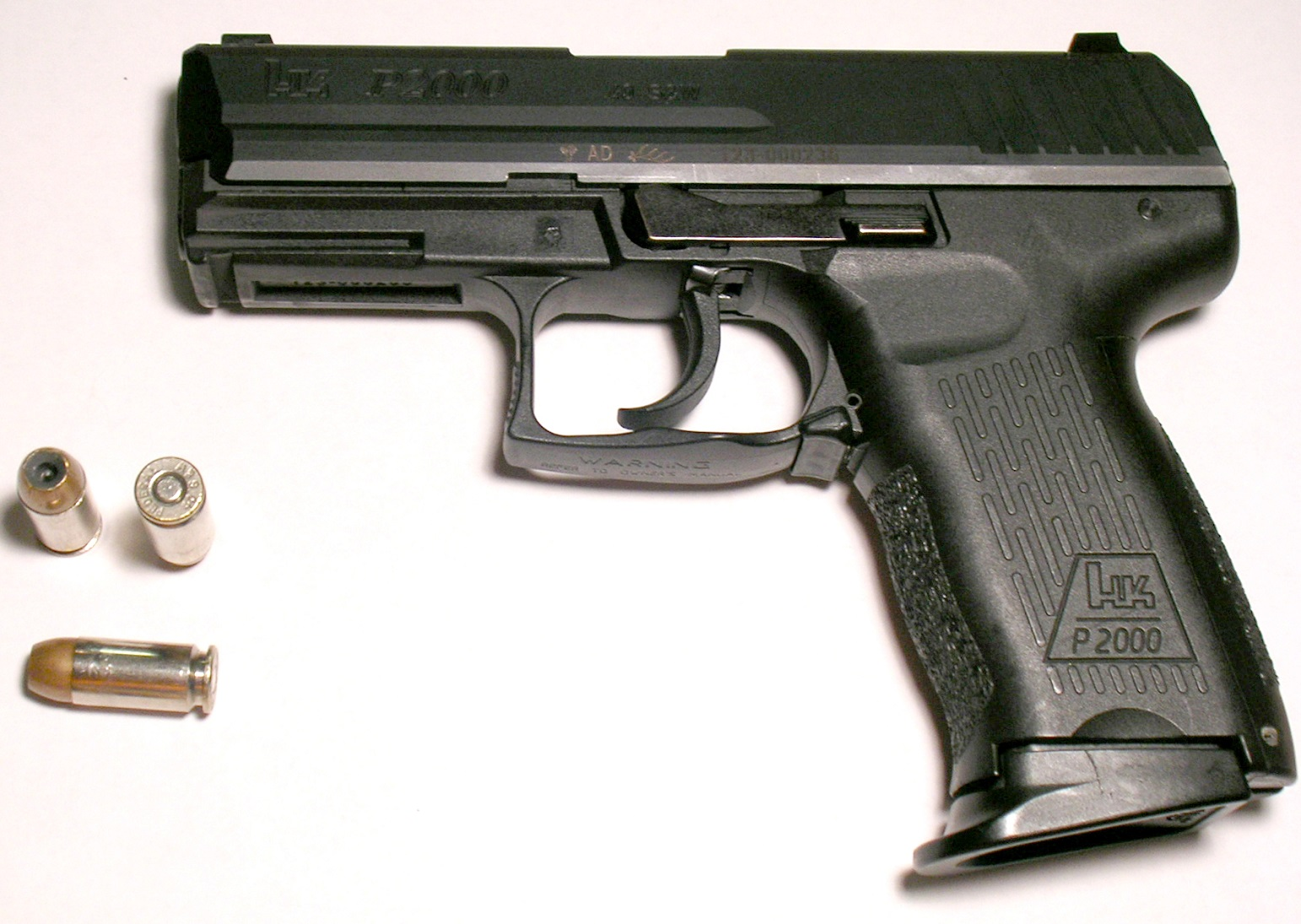 The P2000: Could This Be the BMW or Mercedes of Guns?