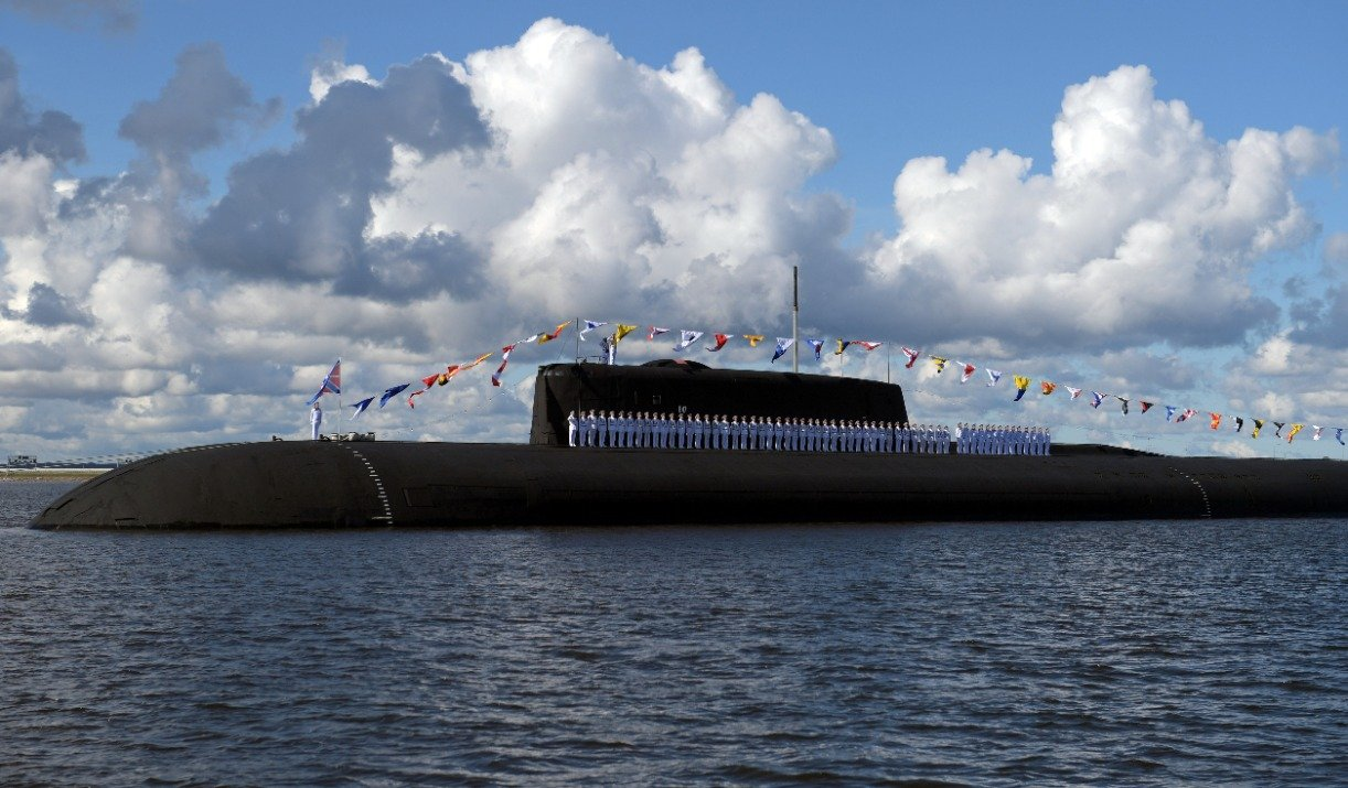 Could Russian Submarines Be Tampering With Undersea Cables?