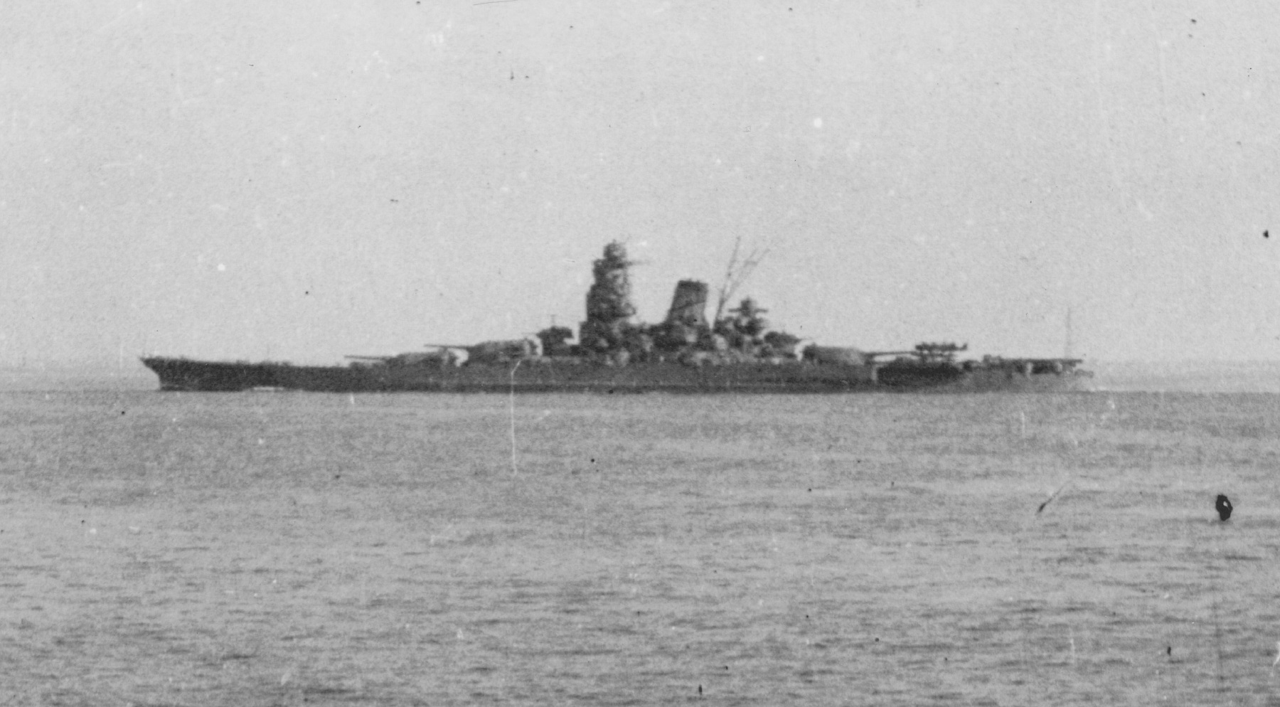 See This Battleship? It Took An Unthinkable Amount of Weapons to Sink