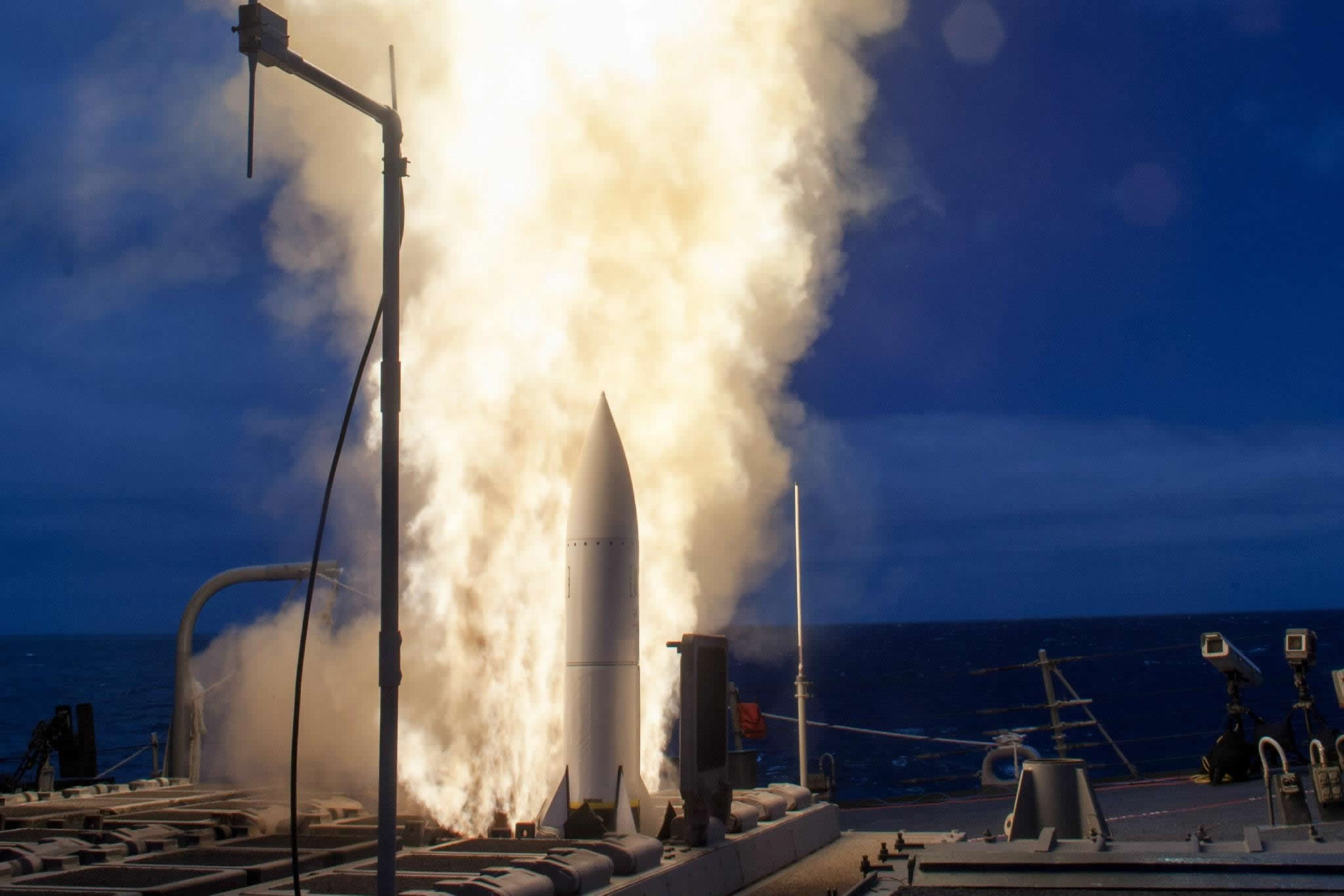 See This New U.S. Navy Missile? It Could Change (And Kill) Everything