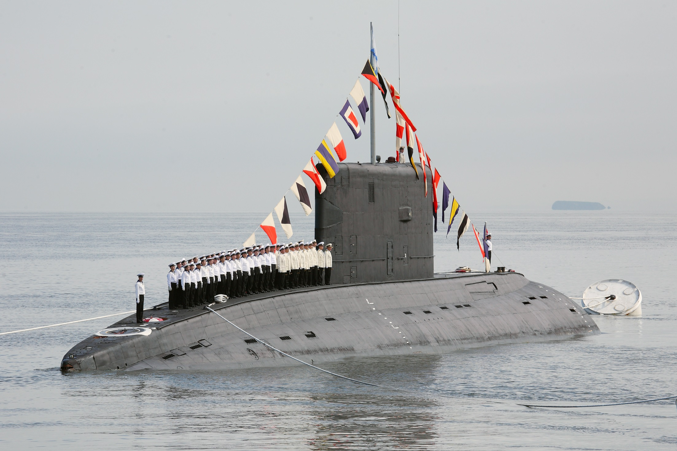 """NATO Calls This Russian Submarine the """"Black Hole"""" For 1 Terrifying Reason"""
