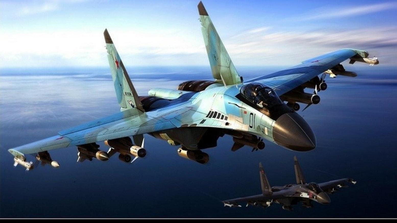 Russia's Su-35 Fighter: Can It Kill American F-15s, F-22s and Even ...