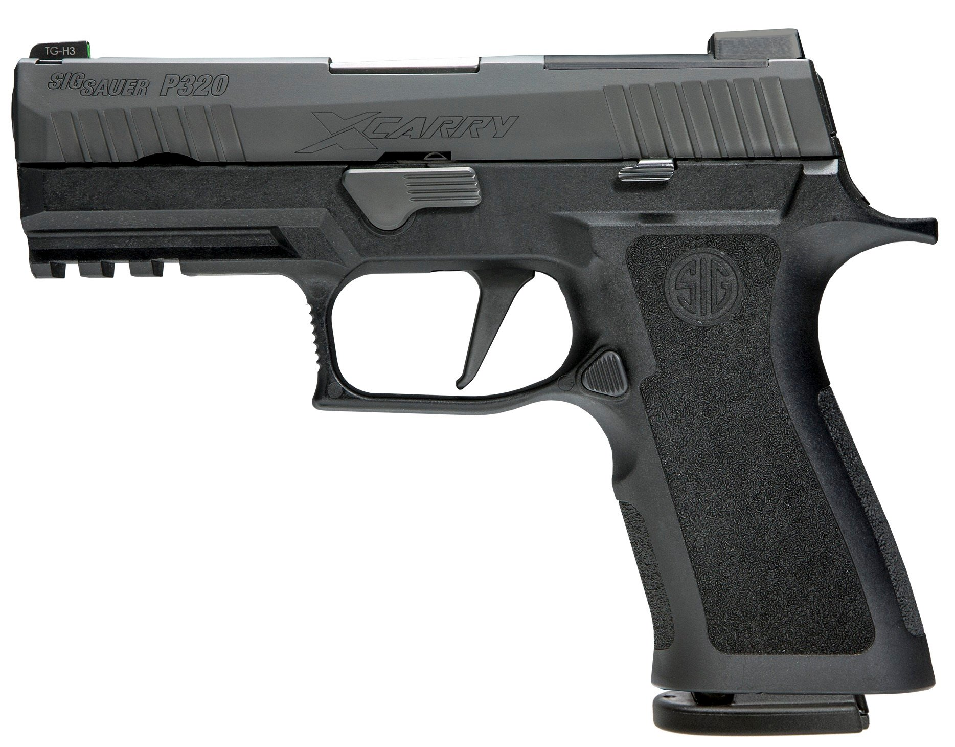 Sig Sauer's P-320 X-Carry: A Super Gun or Super Waste of Time?