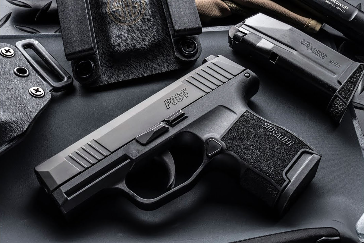 The Sig Sauer P365: The Ultimate Semi-Automatic Gun? | The National
