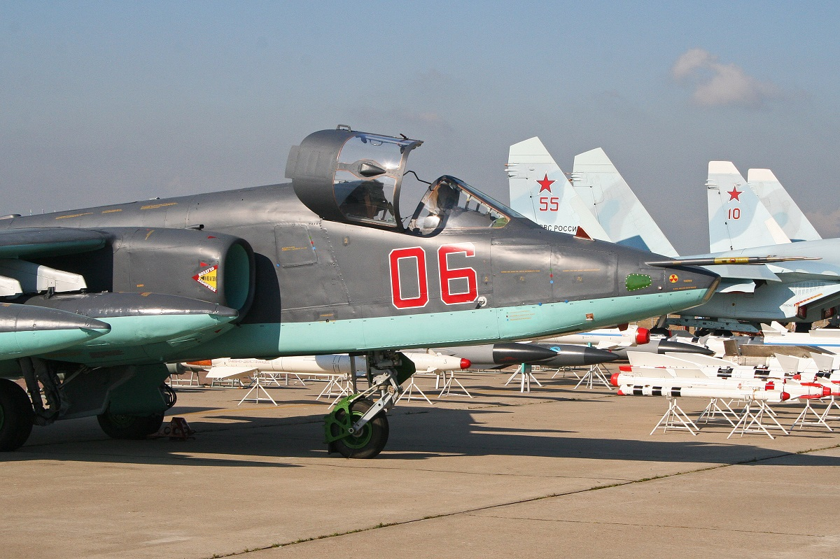 Su-25 Grach: This Russian Fighter Is the Ultimate Warrior
