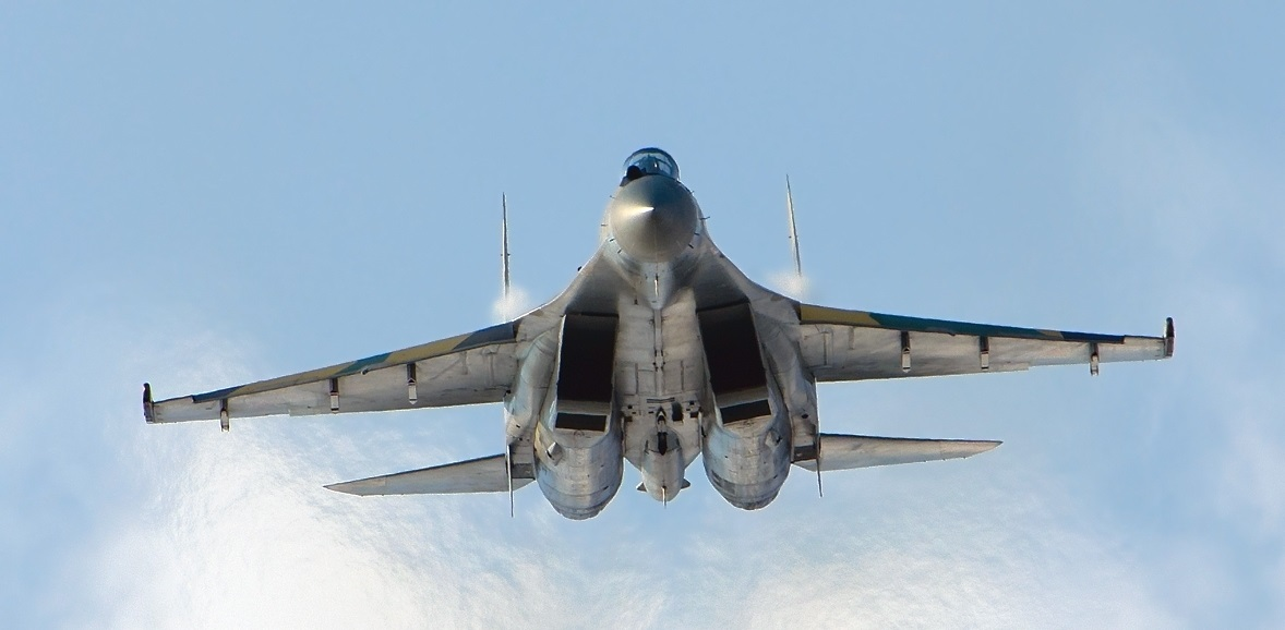 Russia's Most Lethal Fighter Jet Ever Is Heading to the Middle East
